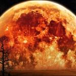 samhain large full moon